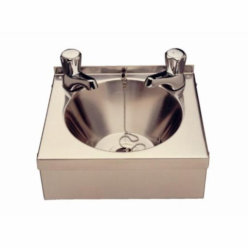 Lavabo en acero inoxidable Vogue P088
