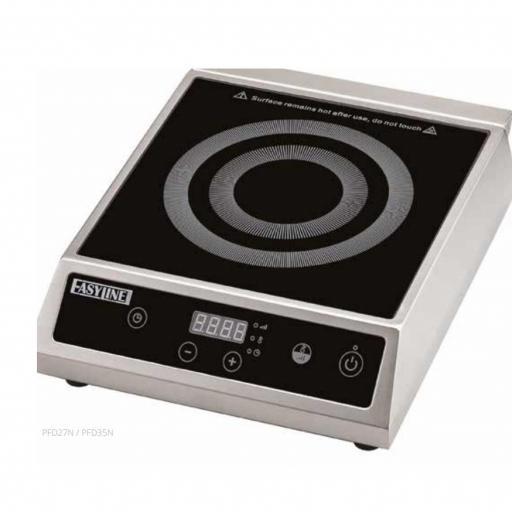 Cocina de inducción Easyline PFD35N