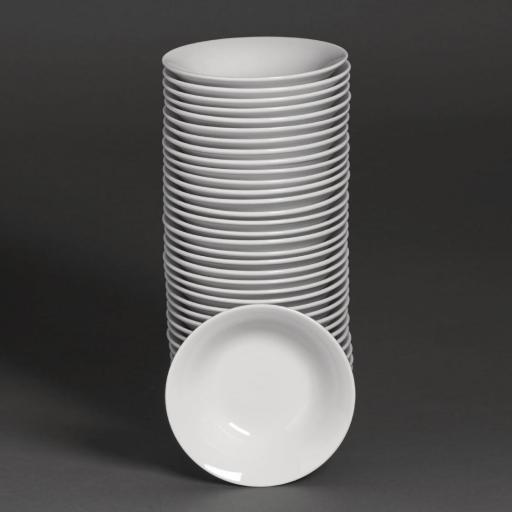 Juego de 36 cuencos para cereales Athena Hotelware S562
