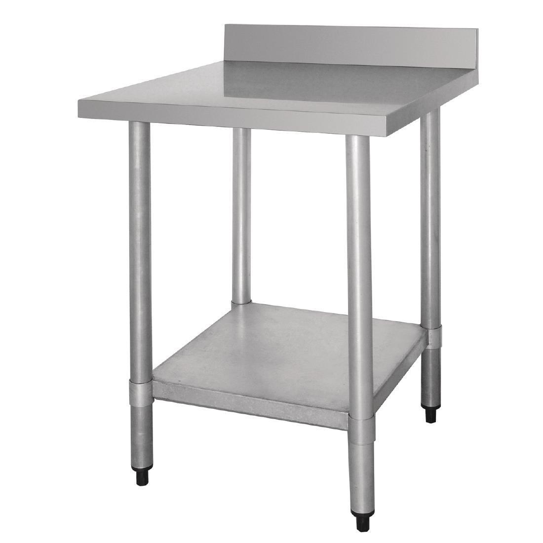 mesa de acero inox