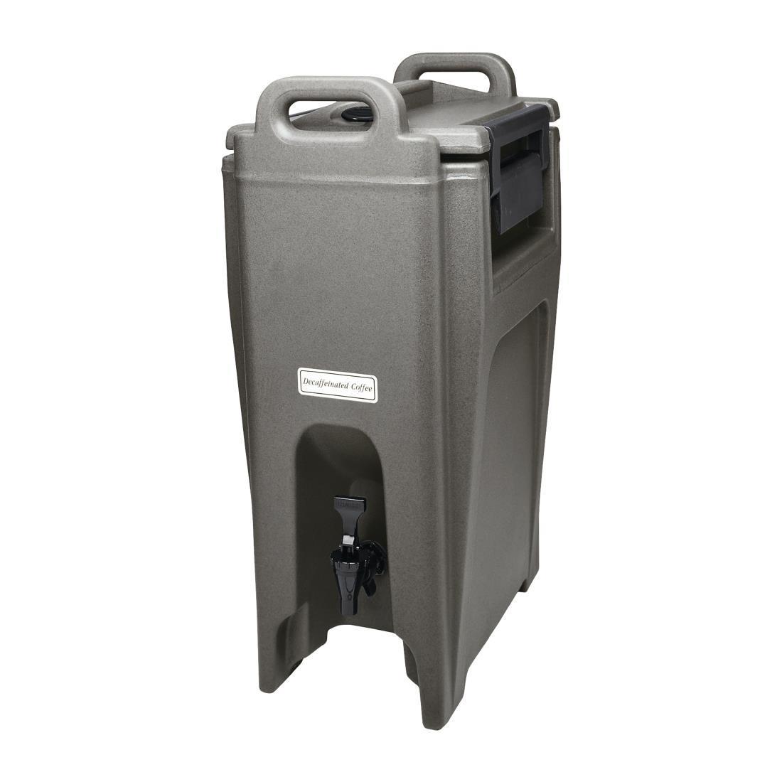 Dispensador isotérmico de bebidas 20L. Cambro T435