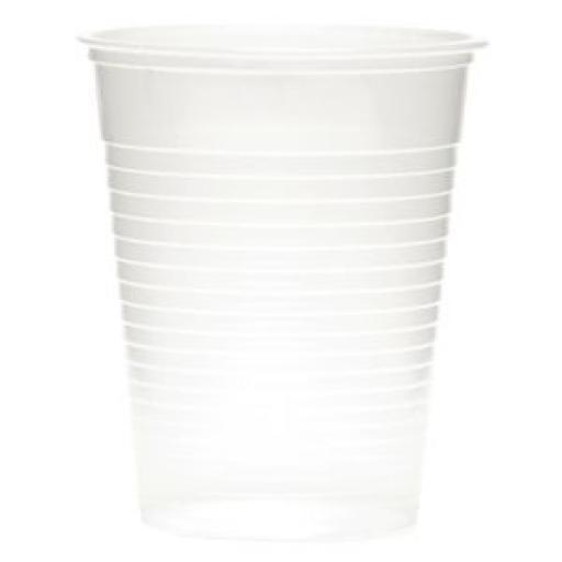 Vaso de plástico desechable (Caja de 2.000) [2]