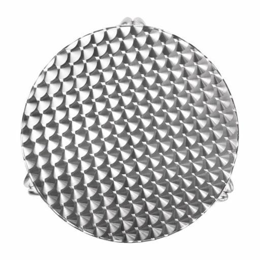 Mesa alta Poseur Bolero acero inoxidable 60cm. de diámetro 1,05cm. de alto U502 [3]