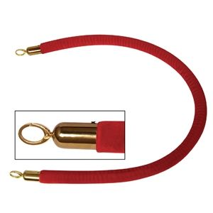 Cordón rojo para poste barrera Bolero W612