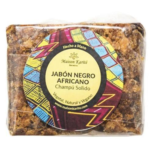 Jabon/Champú Negro Africano Maison Karité