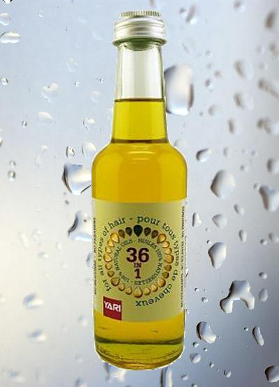 36 Aceites Naturales en 1  YARI