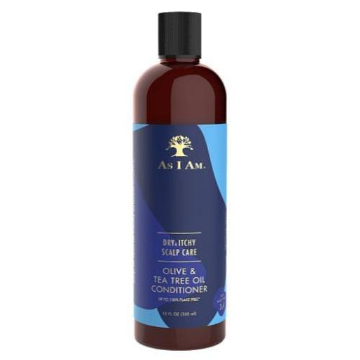 Acondicionador Oliva & Tea Tree As I Am