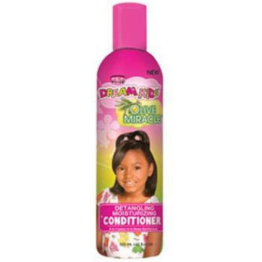 Acondicionador Desenredante Dream Kids Olive Miracle