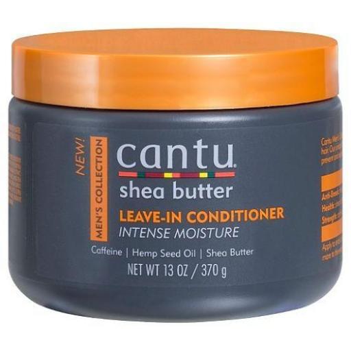 Leave-in Conditioner Cantu Men's