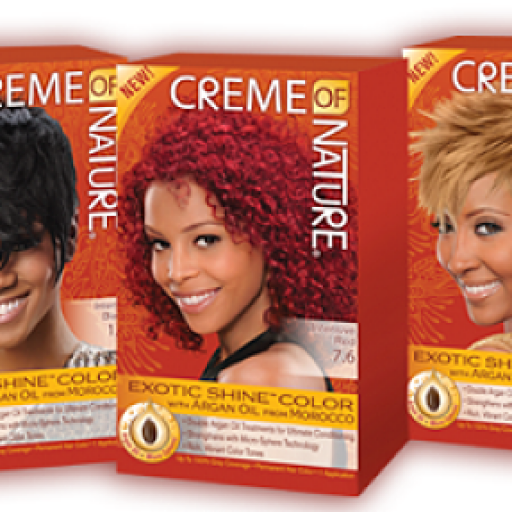 Tintes Exotic Shine Color (10 Colores) Creme Of Nature