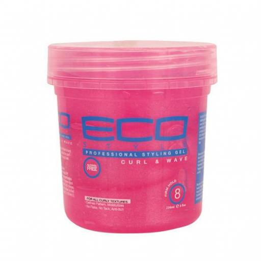 Gel Curl & Wave Firm Hold Eco Styler [1]