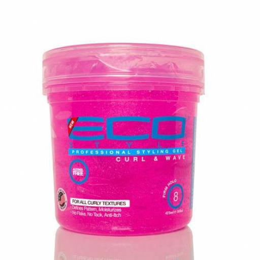 Gel Curl & Wave Firm Hold Eco Styler