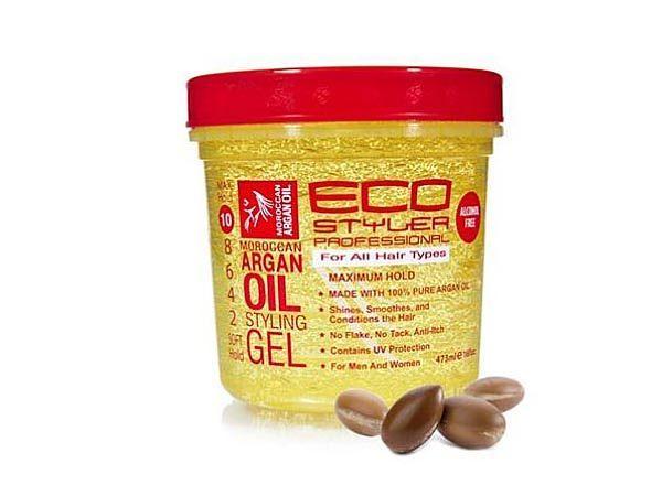 Gel Moroccan Argan Oil Eco Styler