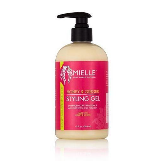 Styling Gel Honey & Ginger Mielle