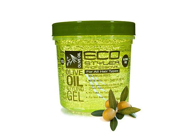 Gel Olive Oil Eco Styler