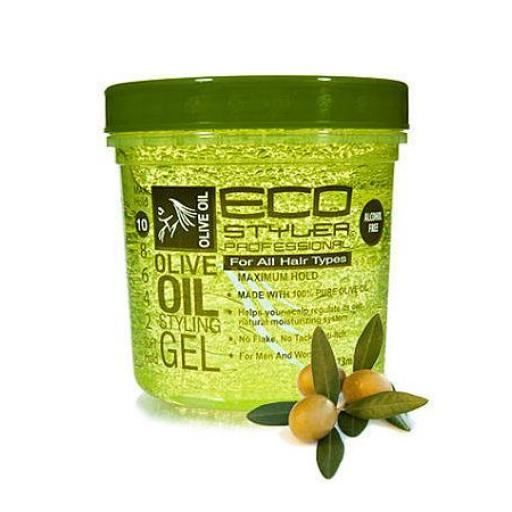 Gel Olive Oil Eco Styler