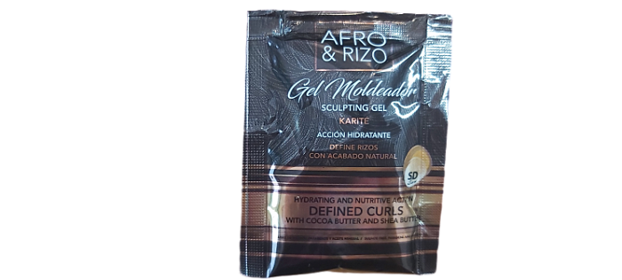 Gel Moldeador T. Viaje  Afro & Rizo