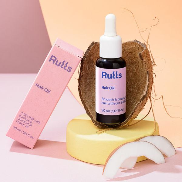 Hair Oil Rulls