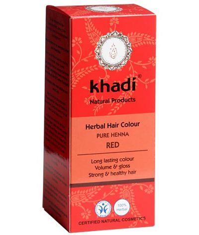Henna Pura Natural BIO KHADI