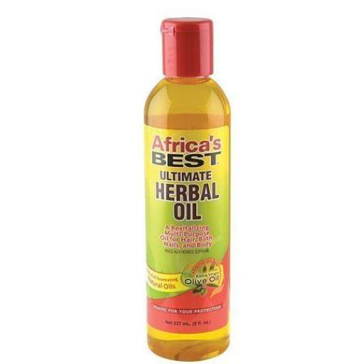 Aceites Africa's Best Ultimate Herbal Oil