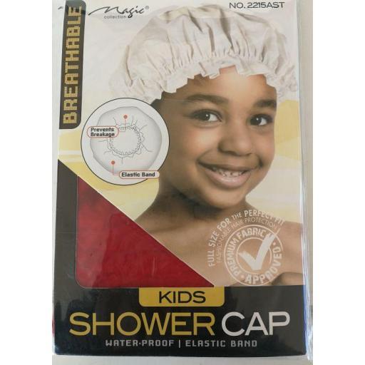 Gorro ducha infantil