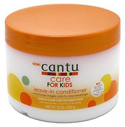Leave-in Conditioner CANTU KIDS