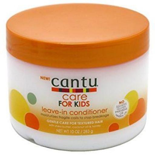 Leave-in Conditioner CANTU KIDS