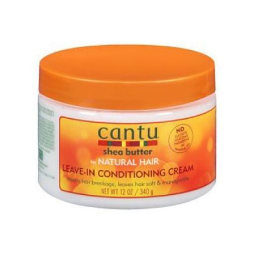 Cantu Shea Butter  Nat. Hair Leave-in Conditioning Cream [0]