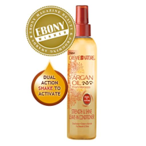 Acondicionador Leave-in Creme Of Nature Argan Oil