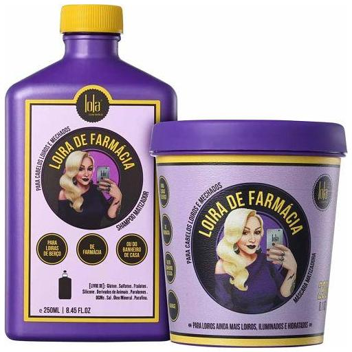 Pack Loira de Farmacia Lola Cosmetics