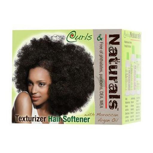 Texturizer Hair Softener Curls & Naturals