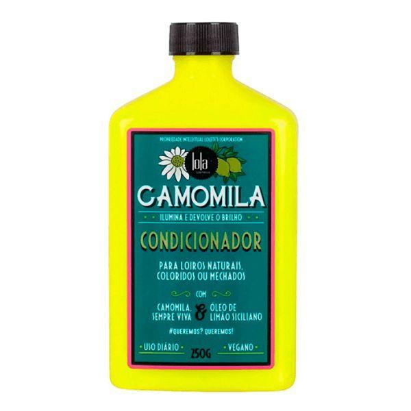 Acondicionador Camomila Lola Cosmetics