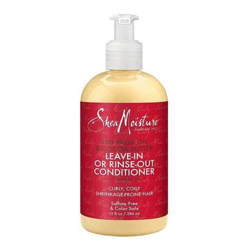 Acondicionador/+Leave-in Red Palm Oil Shea Moisture