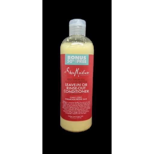 Acondicionador/+Leave-in Red Palm Oil Shea Moisture [1]