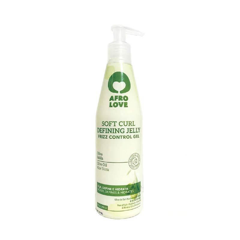Gel Soft Curl 290 ml. Afro Love