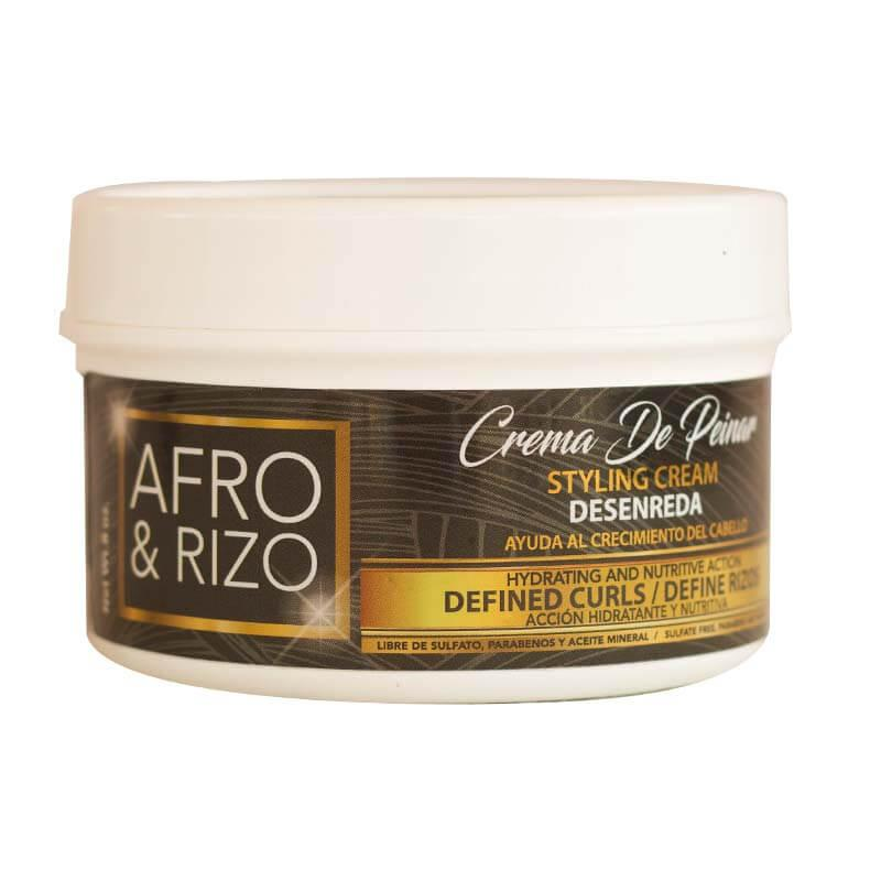 Crema de peinado Afro & Rizo