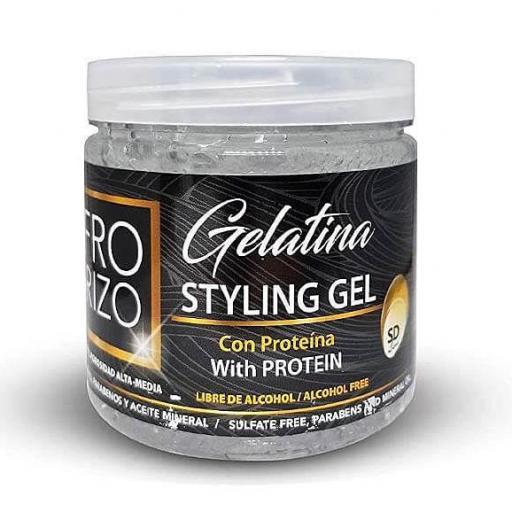 Gel c/Proteína  Afro & Rizo