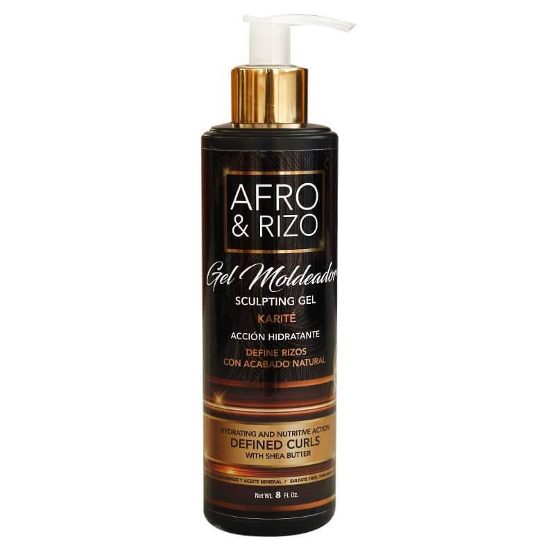 Gel Moldeador Afro & Rizo