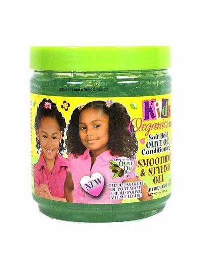 Gel de Peinado Infantil Organics Africa's Best