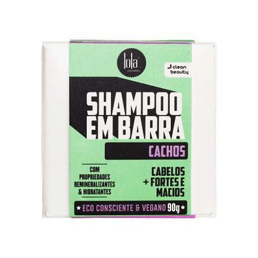 Champú sólido Rizos  Lola Cosmetics [1]