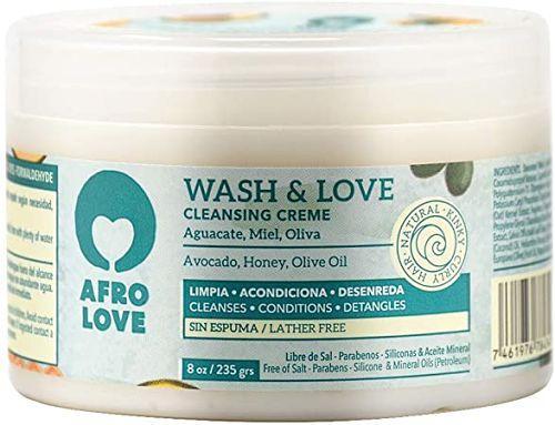 Co-Wash & Love  235 gr. Afro Love