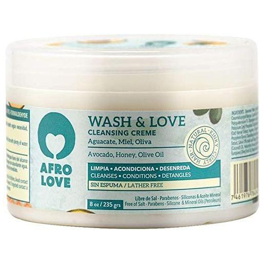 Co-Wash & Love  235 gr. Afro Love