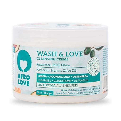 Co-Wash & Love  450 gr. Afro Love
