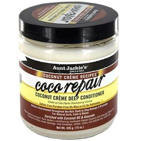 Coco Repair Deep Conditioner Aunt Jackie's
