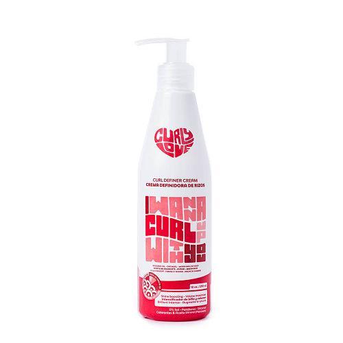 Crema Definidora 290 ml. Curly Love