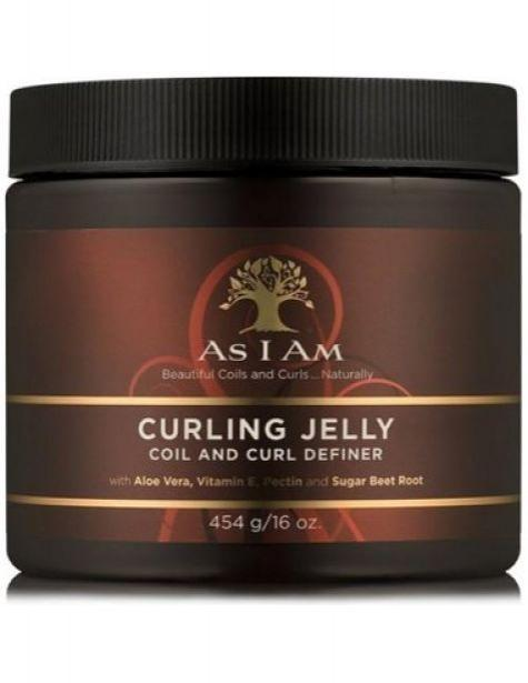 Curling Jelly 450 gr.  As I Am