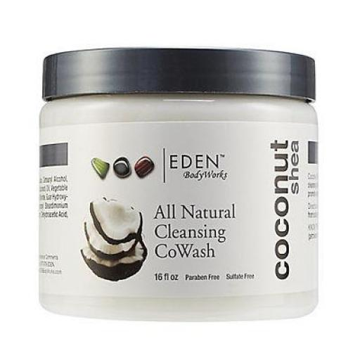 Co-Wash Coconut Shea EDEN