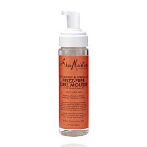 Mouse Coconut & Hibiscus Frizz-Free Curl Shea Moisture [0]