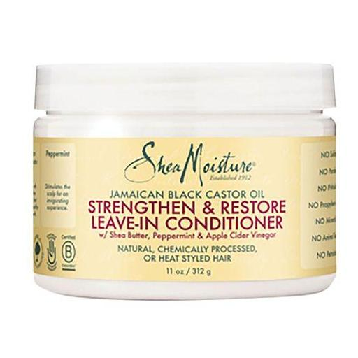 Shea Moisture Jamaican Black Castor Oil Leave-in