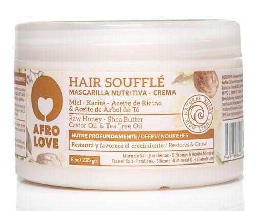 Mascarilla Hair Soufflé 450 gr. Afro Love